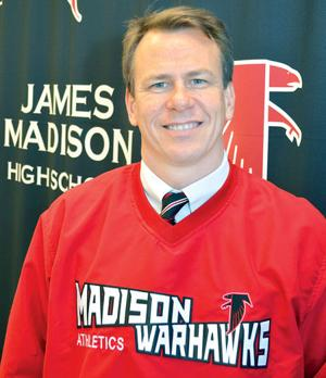 Familiar face takes helm at james madison high school for James madison pets