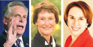 I-66 compromise: McAuliffe, Bulova, Garvey