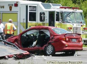 Fauquier crash 2