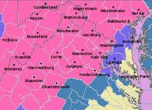 winter storm warning 3/5 3pm