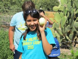Program hosts annual farm camps, partners with local organizations