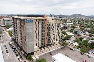 Ua students have more choices than ever in housing for The hub tucson apartments
