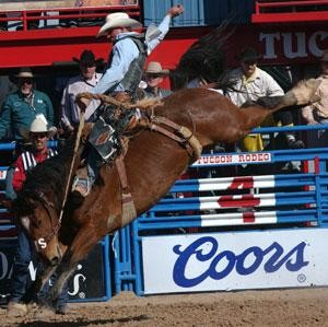 Match Play, rodeo draw bigger crowds this year