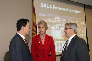 Tucson Association of Realtors 2013 Forecast