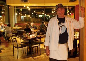 Feast Chef Doug Levy