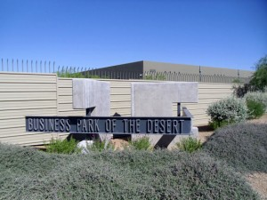 Business Park of the Desert, Tucson