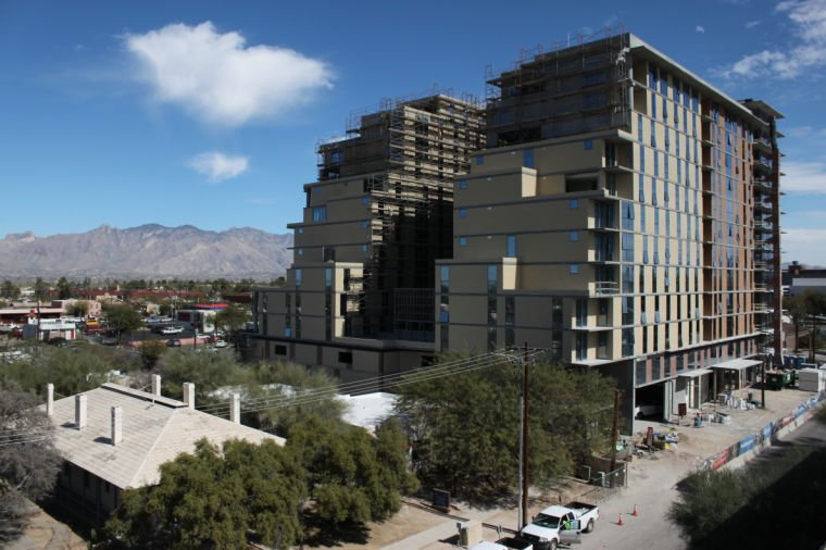 The tucson development thread page 237 skyscraperpage for The hub tucson apartments