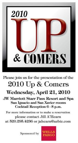41 semifinalists selected for 2010 Up & Comers