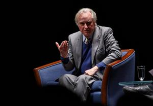 Richard Dawkins Lectures at Stephens Auditorium