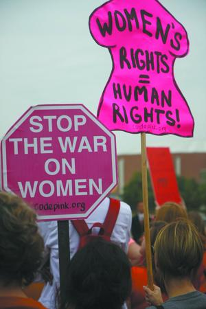 Womens Rights in Iowa