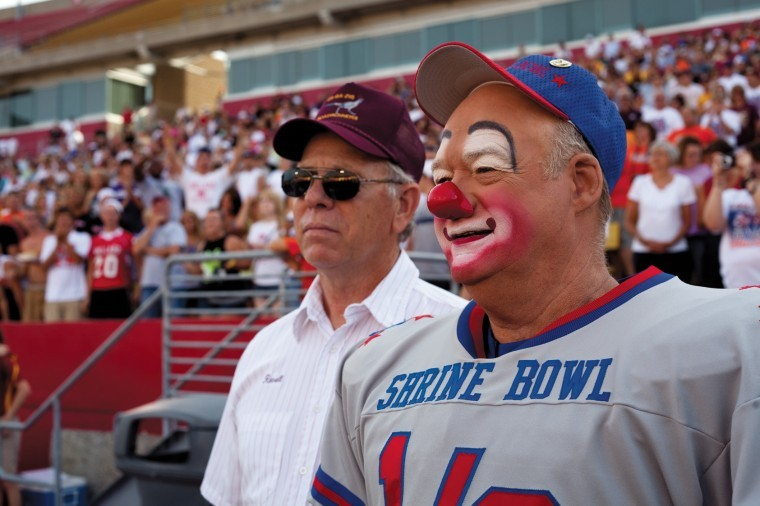 how to become a shriner clown
