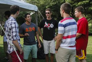 Fraternity Recruitment Kickoff