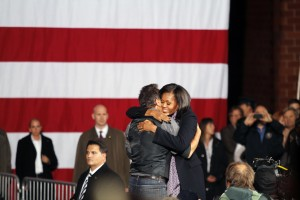 President Obama Rally in Des Moines
