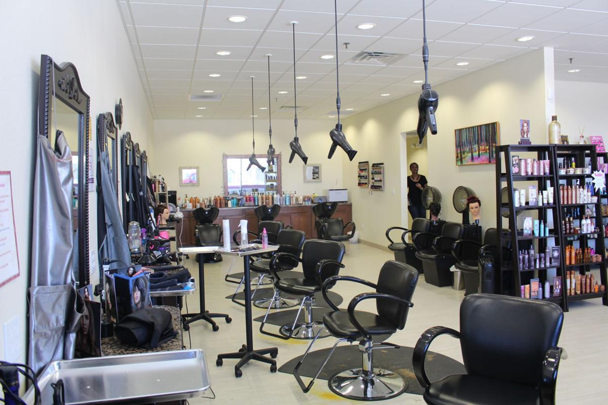 Why i cut my hair lifestyle for A luxe beauty salon