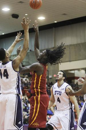 Iowa State takes down TCU