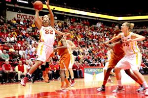 Cyclones take down Texas in OT
