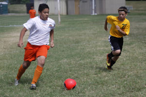 Iowa Games- Youth Soccer
