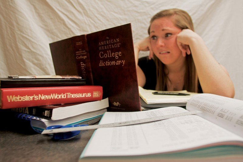 college struggles a stressful experience The stress of academic publishing are familiar with the stressful experience of awaiting a ruling or the college-admissions decisions.