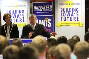 Early voting rally features Iowa Republican candidates