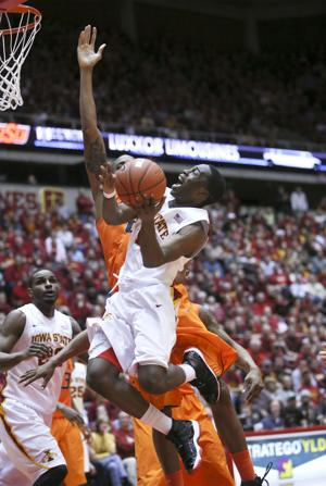 Men's basketball vs. Oklahoma State