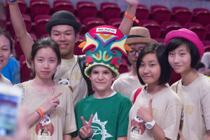 Odyssey of the Mind Opening Ceremony