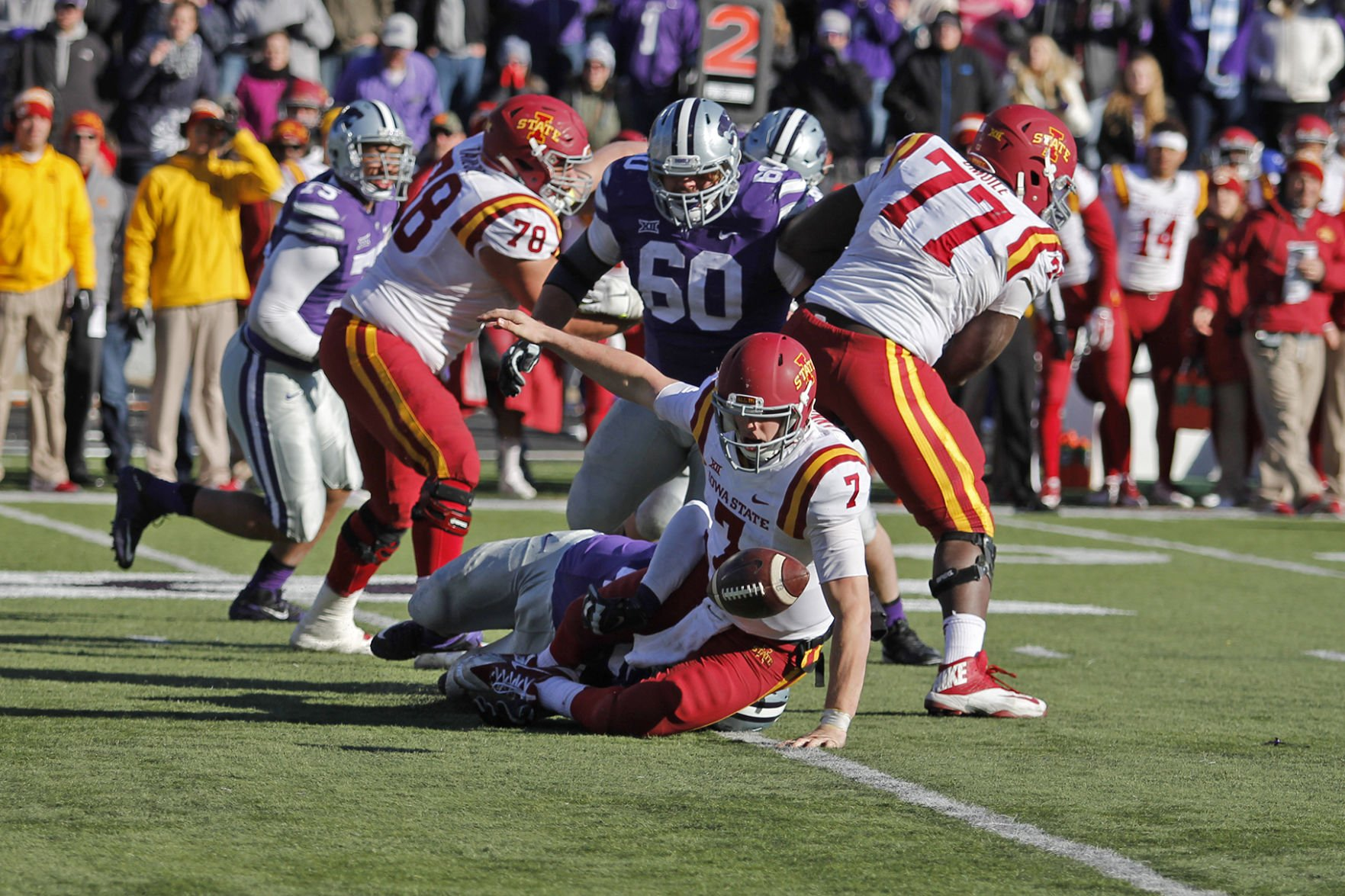 Kansas State Wildcats vs. Iowa State Cyclones Preview and Prediction