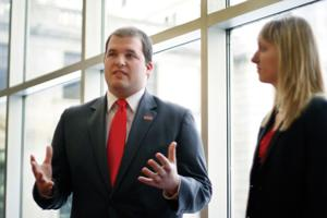 Hughes and Kletscher reflect on election