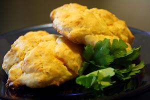 Copy Cat Red Lobster Cheddar Bay Biscuits