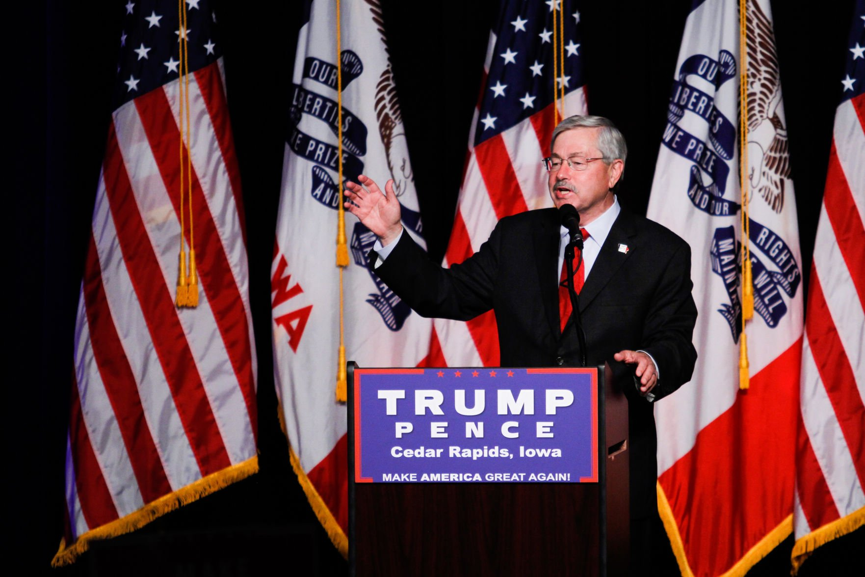 What Branstad's Ambassadorship Could Mean for Iowa