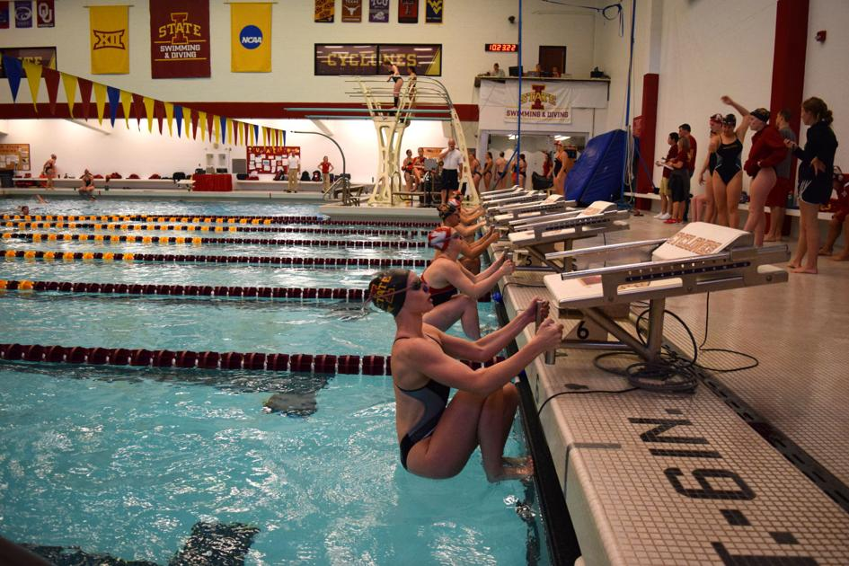 Isu Swimming And Diving Focuses On Little Things To Clinch The Cy Hawk Series Swimming Diving