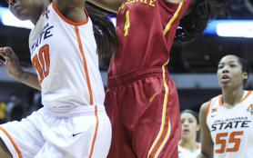 Iowa State falls to Oklahoma State 67-58 in Big 12 Championship