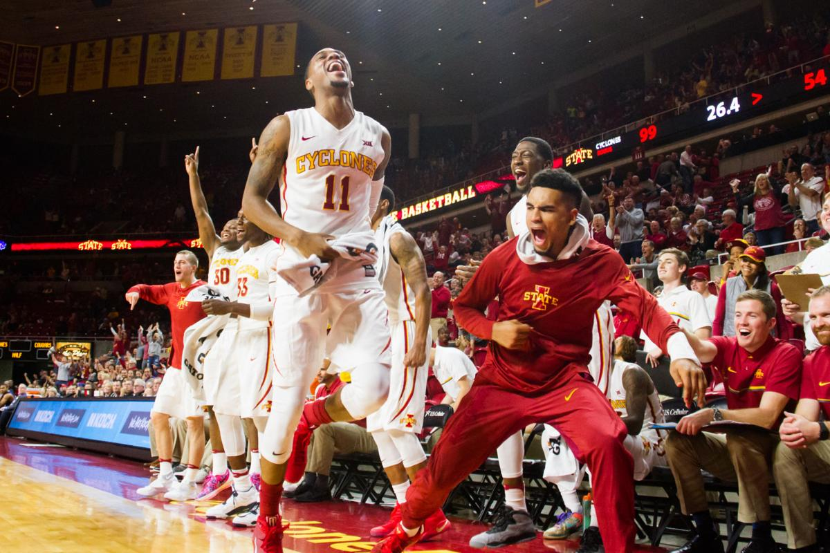 Iowa State rolls over Sioux Falls in exhibition | Men's ...