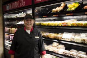 ISU Dining partnership with Food at First