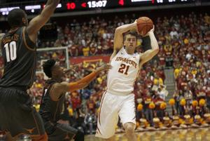 Iowa State pushes past Texas