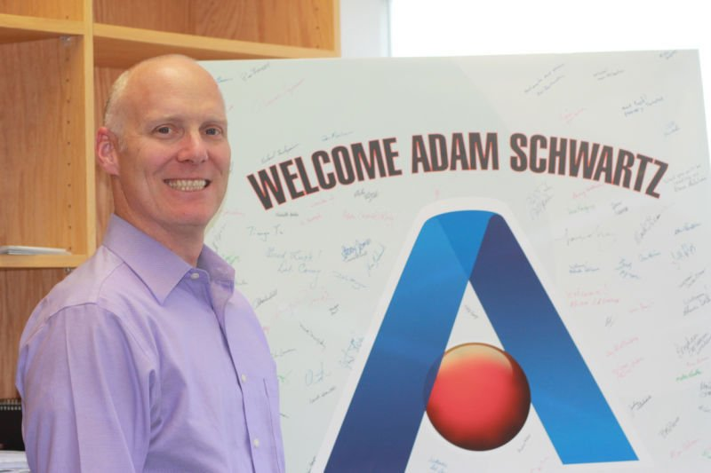 One-on-one Adam Schwartz