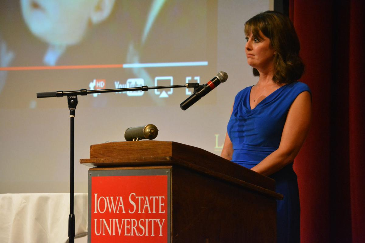 Erin Kiernan visits Ames to tell her story on adoption