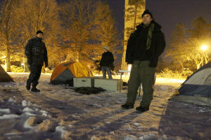 Camping for Homeless