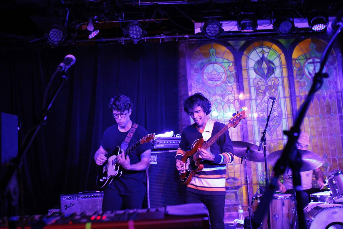 Photos ra ra riot performs at m shop limelight for Milo motors north syracuse