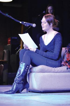The Vagina Monologues - Caitlin Hostetter