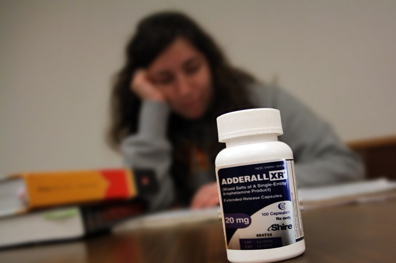 Adderall addiction: Students misuse drug to gain boost while studying ...