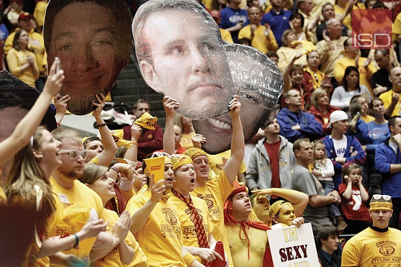 MBB vs Kansas - Cyclone Alley