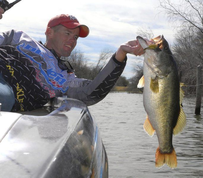 East texas fishing report for april 21 2016 sports for Lake houston fishing report