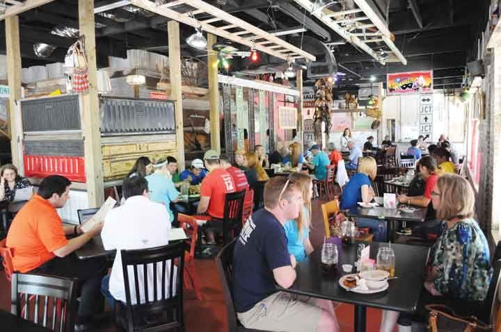 City Cafe Huntsville Menu
