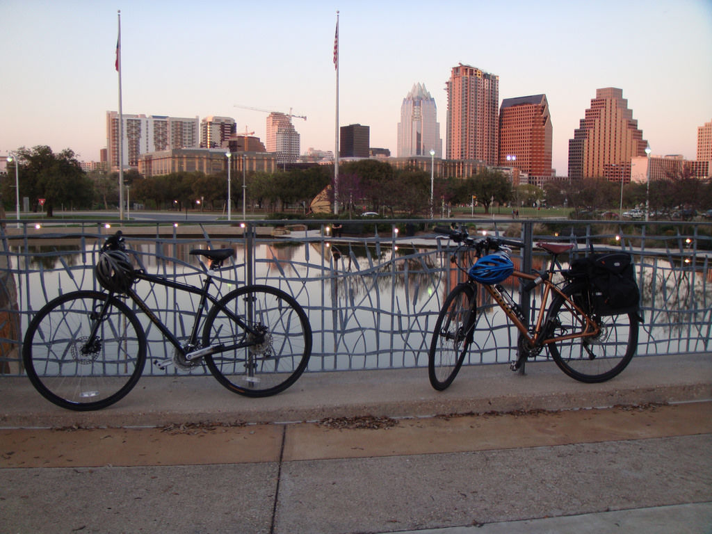 Donated bicycles help adult, children refugees in Austin ...