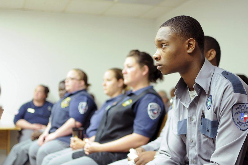Correctional officers face dangers when dealing with inmates ...