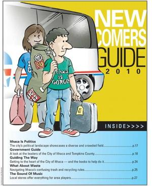 Newcomers Guide 2010