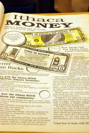 Ithaca Money magazine
