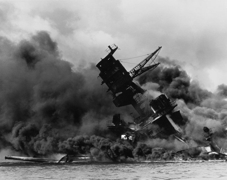 Pearl Harbor survivor recalls 'date which will live in infamy' | Don't ...