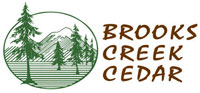 Brooks Creek Cedar - Mattoon