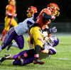 Tornadoes take down Trojans to remain perfect on the year
